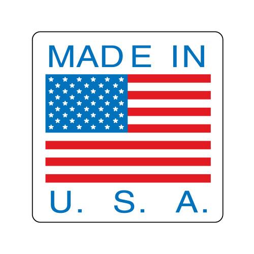 Made In The U. S. A. (USA-) Individual Die-Cut
