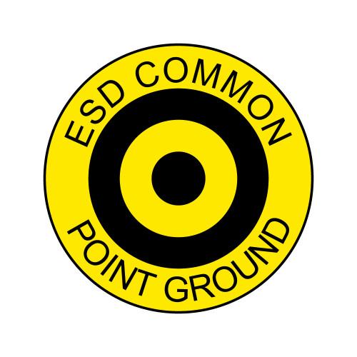 ESD Label (C1530-13)