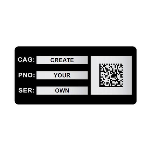 Custom UID Label