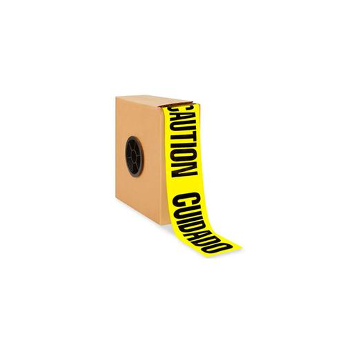 Barricade Tape - Caution/Cuidado