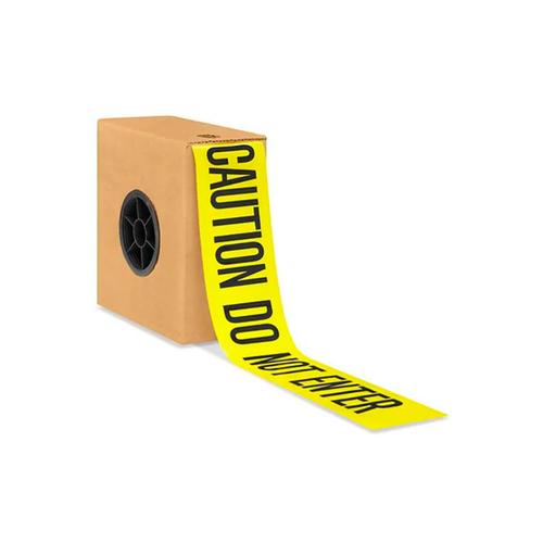 Barricade Tape - Caution Do Not Enter (BT3-CDNE)