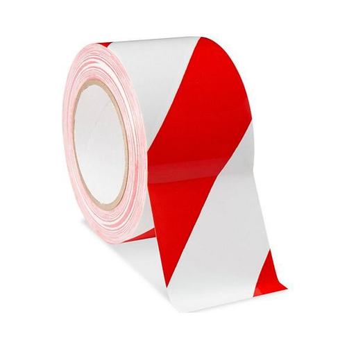 Safety Tape - Red/White (VST-3-RW)