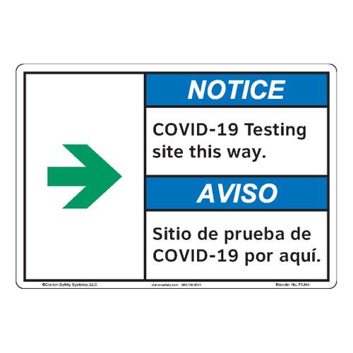 Notice/COVID-19 (F1394-)