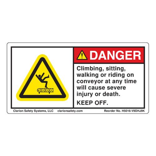 Danger Climbing Sitting Roll (H5016-V9DHJ9K)