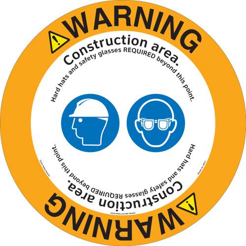 Warning/Construction Area Floor Marker (FM121-)