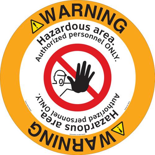 Warning/Hazardous Area Floor Marker (FM145-)