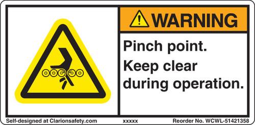 Warning/Keep Clear (WCWL-51421358)
