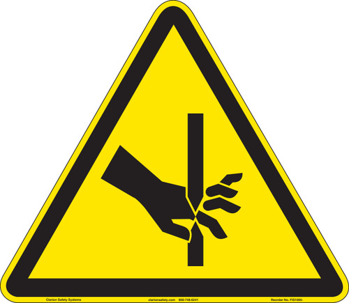 Cutting Of Fingers/Straight Blades (FIS1005-)
