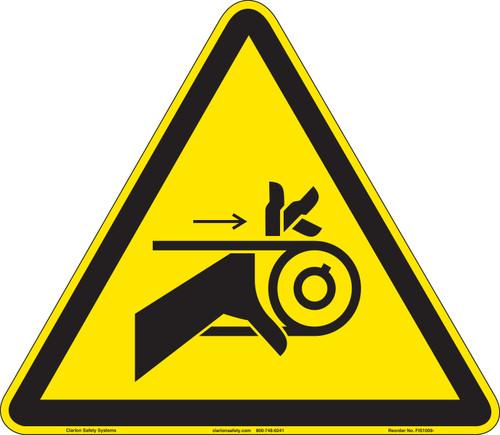 Hand Entanglement/Belt Drive (FIS1009-)