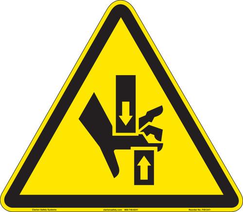 Crush Hand Top/Bottom (FIS1247-)