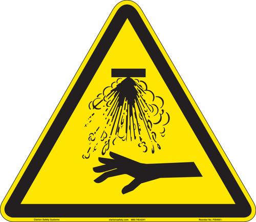 Hot air/steam pressure (FIS4001-)