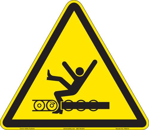 Leg entangle/moving conveyor (FIS5015-)