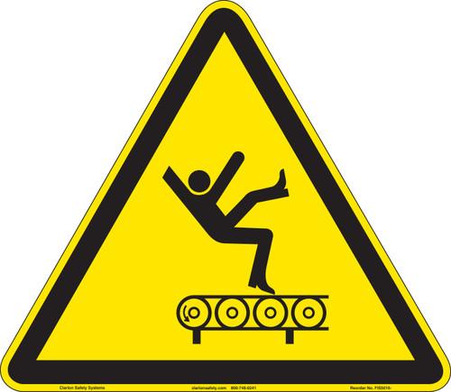 Fall Hazard From Conveyor (FIS5016-)