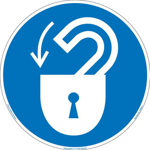Insert Safety Lock (FIS6013-)