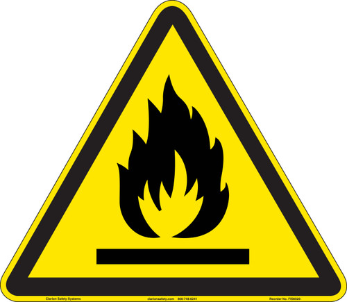Flammable Material (FIS6020-)