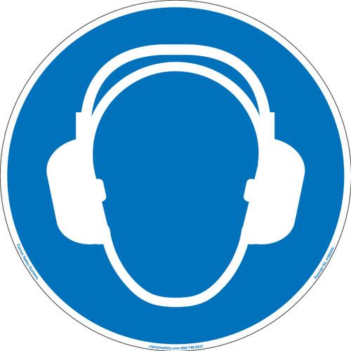 Wear Ear Protection (FIS6030-)