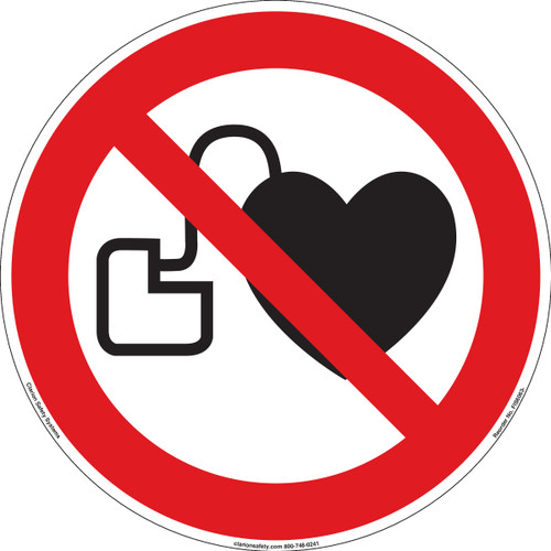 No Pacemakers (FIS6063-)