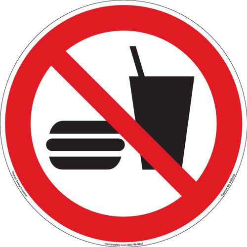 No Food or Beverage (FIS6076-)
