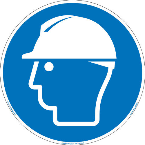 Wear Head Protection (FIS6087-)