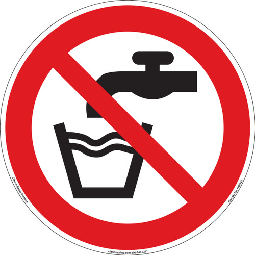 Non-potable water (FIS6135-)