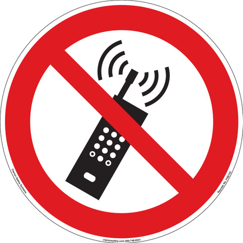 No Activated Mobile Phones (FIS6142-)