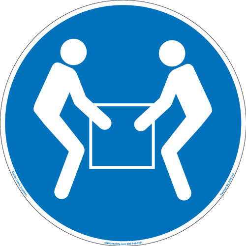 Use Two Person Lift (FIS6147-)