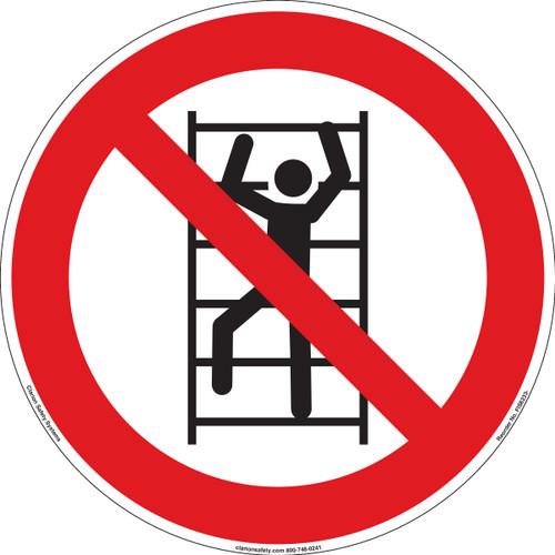 Do Not Climb (FIS6233-)
