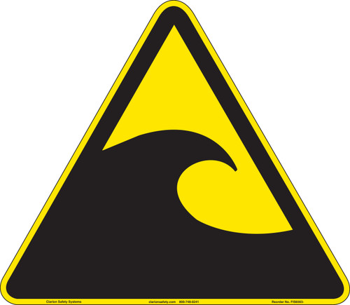 Tsunami Hazard Zone (FIS6563-)