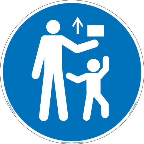Keep Out of Reach of Children (FIS7245-)