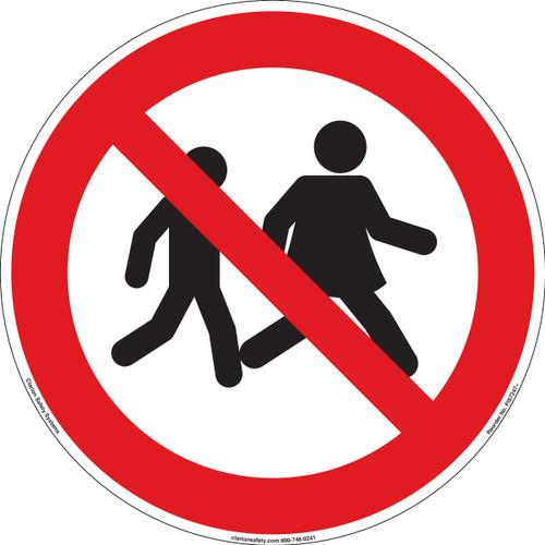 No Children Allowed (FIS7247-)