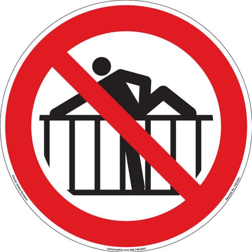 Do Not Cross Barrier (FIS7250-)