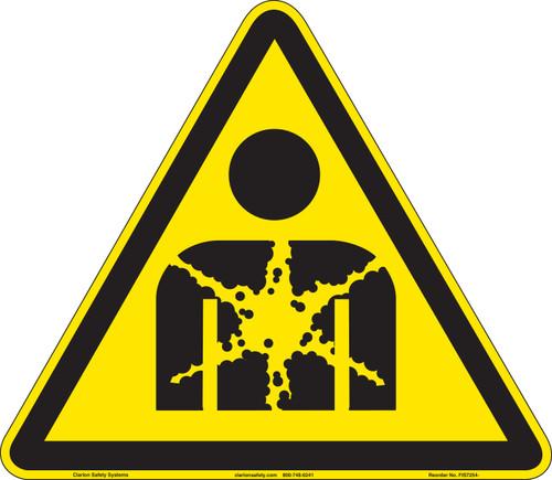 Substance or Mixture Health Hazard (FIS7254-)