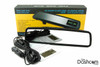 DVR-VC900 rear view mirror style dash cam - box contents