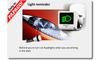 PAPAGO! P3 dash cam safety feature: Light Reminder