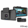 "BlackVue DR750LW-2CH 1080p Full HD dual lens dash cam with 4"" LCD touchscreen, motion detection, optional GPS, and more"