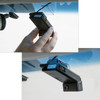 AVIC View-i HD Professional-Grade Tamper-Proof Dual Lens GPS-Enabled Dash Cam   Mounting Procedure