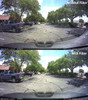 Polarizing Filter for BlackVue DR430/450/470/490/590/590W dashcams | Comparison Photo With/Without Filter 4