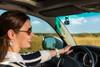 Garmin Speak™ Plus Dash Cam | Example In-Car View