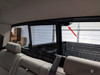 RC100F 750S/750X/900S/900X BlackVue Rear-Facing Camera Example Installation in Chevy Truck | Arrow for Clarity