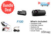 Thinkware F100 Rideshare Dashcam Bundle | Bundle Components