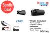Thinkware F100 Rideshare Dashcam Bundle | Bundle Components