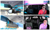 BlackVue DR900S-2CH-IR 4K Dual Lens Dashcam DIY Bundle | Offset Mounting Bracket (Included) Comparison