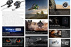 Thinkware M1 Waterproof Motorcycle/ATV/UTV 2CH Dual 1080p Dashcam | Advanced Features