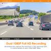 Vantrue S1 Dual Lens 1080p Low-Light Dash Cam | Built-in Screen View