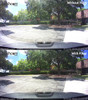 Polarizing Filter for Thinkware F800/Q800 Dash Cams | Comparison Photo With/Without Filter 4