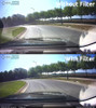 Polarizing Filter for Thinkware F800/Q800 Dash Cams | Comparison Photo With/Without Filter 5