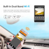 Viofo A129 Duo Dual Lens Dashcam | Built-in Dual Band WiFi for Maximum Wireless Performance