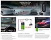 Vantrue Direct-Wire Hardwire Kit for Professional Installation and Parking Mode | Fits Vantrue N4 3-Channel Dashcam | 24 Hours Diagram