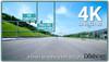 BlackVue DR900X-2CH-IR Front+Inside Dash Cam | Best 4K Resolution - 4 Times Larger Video Than Standard 1080p