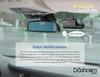 Viofo A139 2 Channel 2K Dual Lens Dash Cam | Voice Notifications